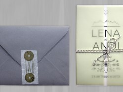 Einladung +Kuvert